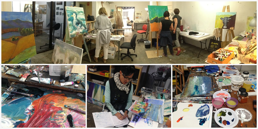 art workshops sydney